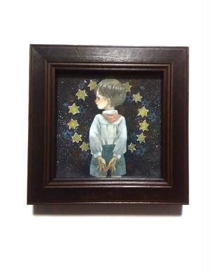 オリジナル原画・星の輪/チヨト