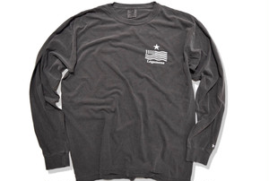 "即日発送【""USA"" vintage long sleeve】/ black"