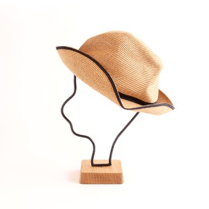mature ha./BOXED HAT 105SW mixbrown× black