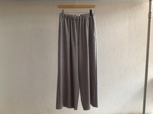 "MY""WIDE PANTS GRAY"""