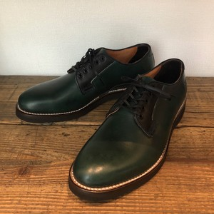 POSTMAN SHOES (BLUE AGAVE×BLACK) / LOST CONTROL