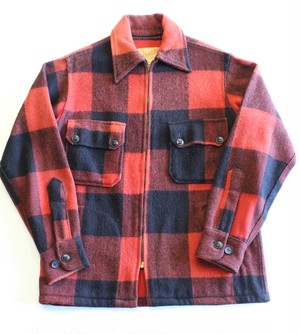 Buffalo Check C.P.O Jacket