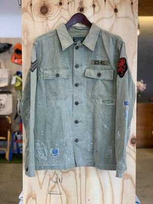 POLO COUNTRY MILITARY JACKET