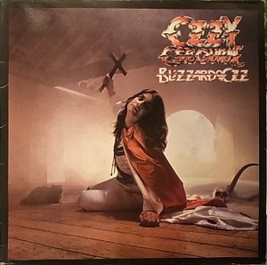 【LP】OZZY OSBOURNE/Blizzard Of Ozz