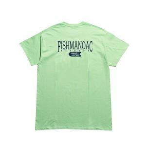 FISHMANOAC S/S TEE mint