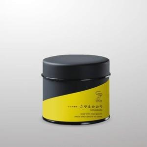 2018NEW さやまかおり - かぶせ煎茶 - 30g(茶缶)