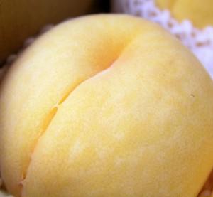もも「黄金桃」