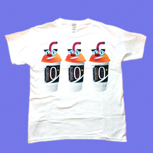 FAST FOOD FOUNDATION-3MC SODA CUP TEE