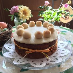 シムネルケーキ