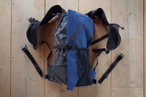[Welldone] Chips bag 12L (Dyneema×X-pac)
