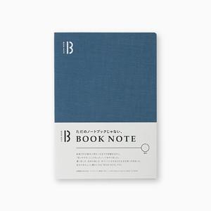 「BOOK NOTE」 /A5サイズ/デニムブルー