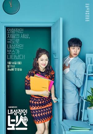 ☆韓国ドラマ☆《内省的なボス》Blu-ray版 全16話 送料無料!
