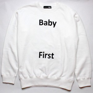 Baby First Crewneck