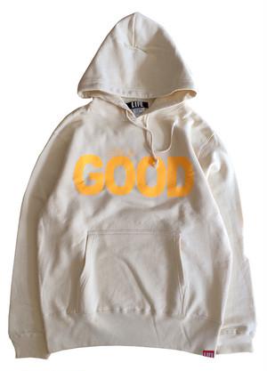 GOOD HOODIE / NATURAL