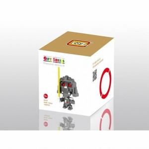 LOZ 9334 ダイヤモンドブロックス ダースベーダ― / Diamond blocks Darth Vader 1個/180pcs