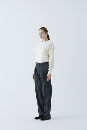 Winter Stripe Relax Trousers