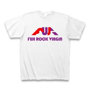 フジ初心者のためのFUJI ROCK VIRGIN(フジロックヴァージン)Tシャツ