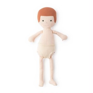 CHARLIE 男の子 オーガニックコットン 人形