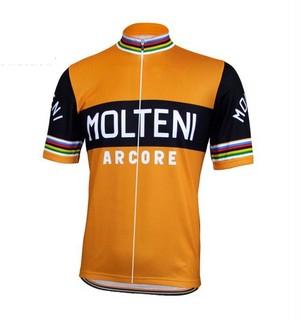 サイクリングジャージ レトロスタイル No12 イタリア