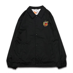 CENTRAL ''HUMBERGLER''  coach jacket ブラック