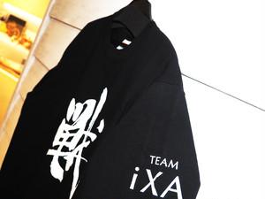 送料無料【少量生産】オリジナルiXAシャツ(黒)