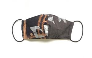 【デザイナーズマスク 吸水速乾COOLMAX使用 日本製】BAND T-SHIRTS MASK CTMR 0910143