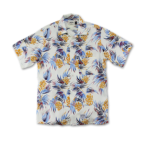 SEVENTY FOUR / HAWAIIAN SHIRT S/S