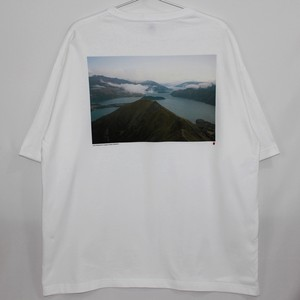 ERIKO NEMOTO x COFFEE SUPREME PHOTO T-shirts No.2 <Lake Wanaka / New Zealand>