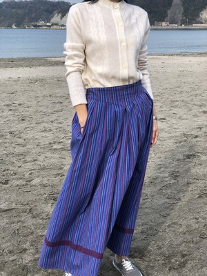skirt / stripe