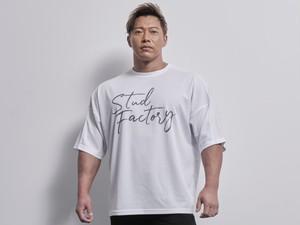 loose fit dryT-shirt(WHITE)