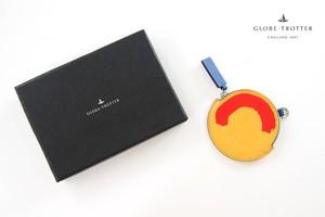 グローブトロッター|globe-trotter|JOHN BOOTH|ジョンブースコラボコレクション|レザーコインケース|小銭入れ|イエロー系