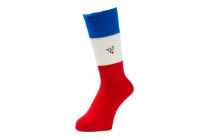 WHIMSY / WRIST BAND SOCKS -FRENCH-
