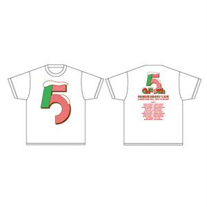 【GF】ライブTシャツ(フリーサイズ)