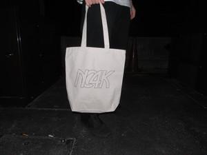 NC4K  Tote Bag