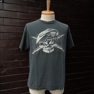Skull Print T-Shirt / スカル プリント Tシャツ