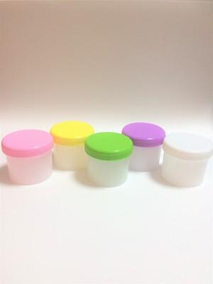 【30g容器10個セット】カラフル軟膏容器