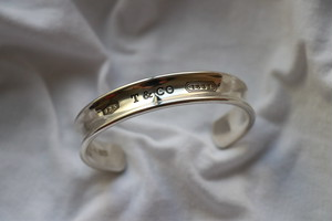 97's Tiffany Chunky bangle