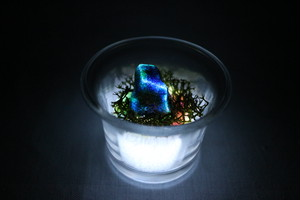 Healing lamp 宇宙石