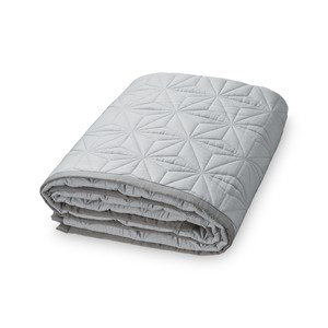 "Cam Cam Junior Signature Quilt "" Grey """
