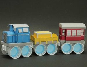列車3両セット