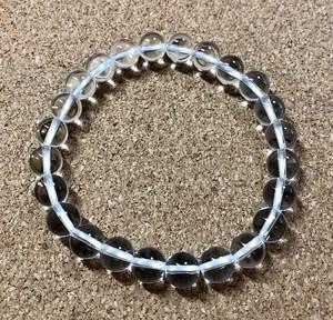 天然石ブレス 高級水晶 8