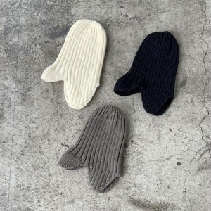 MOUN TEN. knit flight cap [MT202019] Fサイズ [MT202022]