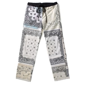 CHILDREN OF THE DISCORDANCE Bandana Pants White