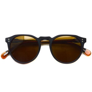 RAEN optics レイン / REMMY / Black and Tan ブラック/ブラウン-ダークブラウンレンズ サングラス