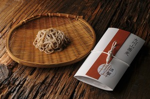 【ギフト】九州山蕎麦 世界農業遺産5種