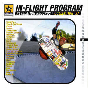 【USED】V.A / In-Flight Program - Revelation Records Collection '97