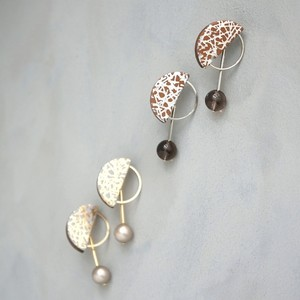 pierced earrings B-P46/earrings B-E46