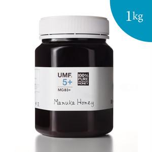 マヌカハニーUMF5+ 1kg