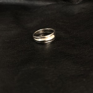 vintage ring 925silver   80s