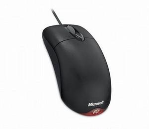 マイクロソフト オプティカル マウス Wheel Mouse Optical ブラック D66-00060 [バルク品]